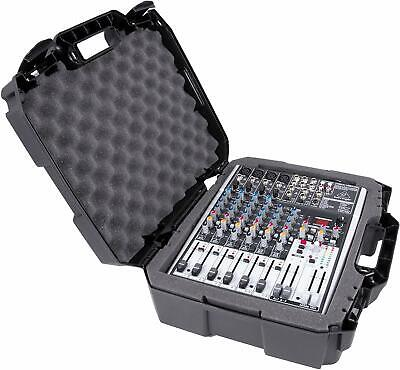Casematix 17 Inch Audio Mixer Carrying Case Compatible with Behringer Xenyx