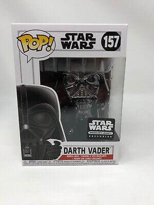 Funko Pop! Star Wars Darth Vader Smugglers Bounty Exclusive Bespin W/Protector