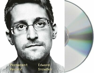 Permanent Record by Edward Snowden: New Audiobook
