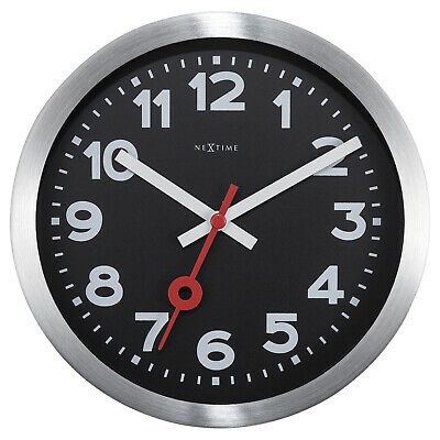NEW NeXtime Station Number Table & Wall Clock - NeXtime,Clocks
