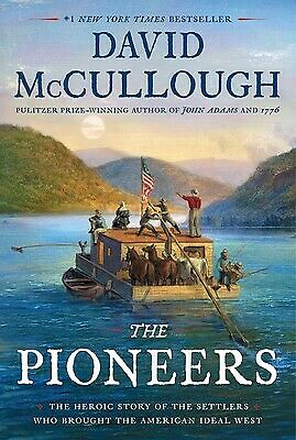 The Pioneers by David McCullough NO PHISYCAL EPUB DIGITAL DELIVERY ONLY