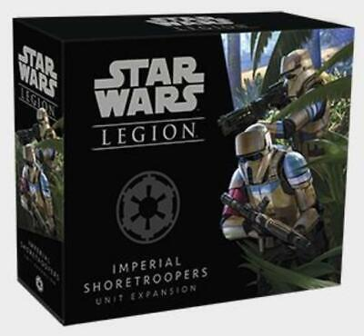 FFG Star Wars Legion Imperial Shoretroopers Unit Expansion Box SW