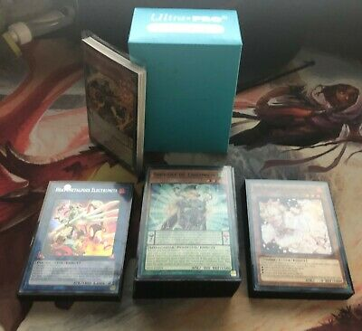 Yu-Gi-Oh Pendulum Magician Deck w/ Extra and Side Decks + Extras. Competitive T1