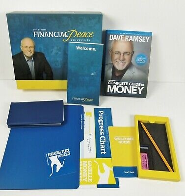 Dave Ramsey's Financial Peace University Membership Kit 2012 Not Complete
