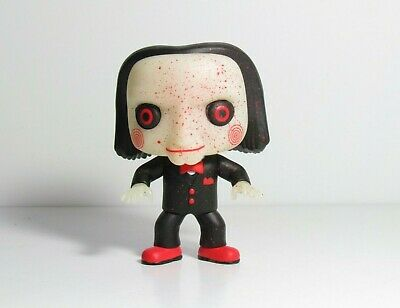 Billy Saw Bloody Glow In The Dark Authentic Funko Pop Loose Figure Sdcc 2014