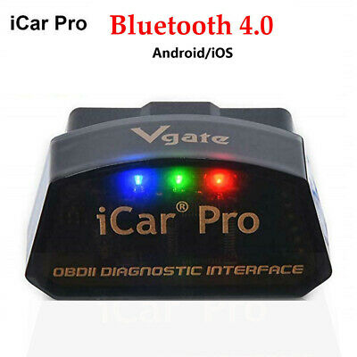 Vgate iCar Pro Bluetooth WIFI Adapter OBD2 Diagnostic Scanner Tool Code Reader