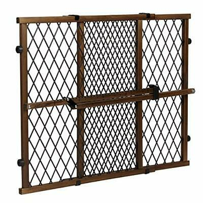 Baby Safety Gate Door Stair Dog Child Barrier Toddler Fence Pet Gate Walk Thru