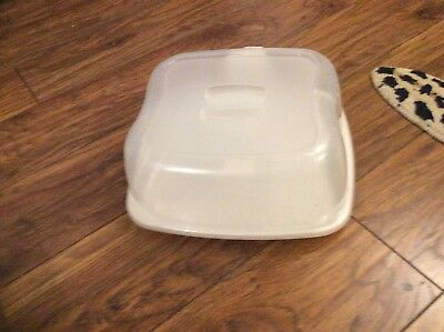 Cake Storage  Container 13 Ins X 14 Ins