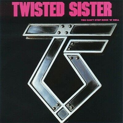 Twisted Sister / You Can`t Stop Rock `N `Roll / CD