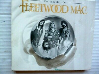 FLEETWOOD MAC - The Very Best Of - Greatest Hits Collection 2 CD DOUBLE