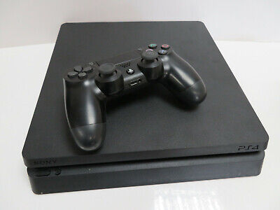 Sony Playstation 4 Slim (Ps4) Cuh-2216A Gaming Console 500Gb (Ref189)