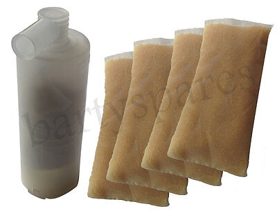 5 Anti Scale Refill Cartridge Filter For Morphy Richards Iron 42234 42238 42243