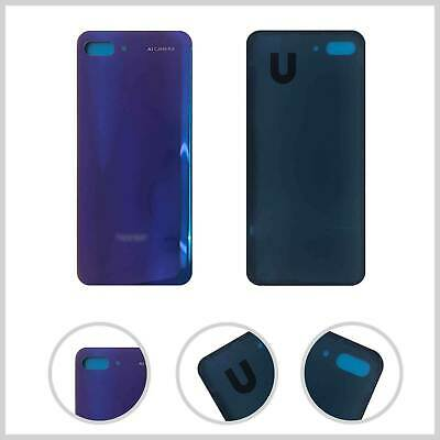 Huawei Honor 10 new Battery case Cover Rear Glass Back -Blue + Adhesive + Tools