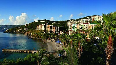 Marriott's Frenchman's Cove in St. Thomas 2 Bedroom Villa Platinum Even Years