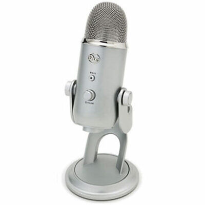 Blue Microphones Yeti Ultimate USB Microphone for Professional Recording PC/MAC