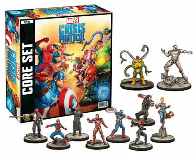 Marvel: Crisis Protocol - Core Set - NEW SEALED - In Stock
