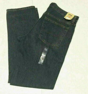 URBAN PIPELINE Jeans Regular Fit Blue Straight Leg 100% Cotton Blue Brown Tint