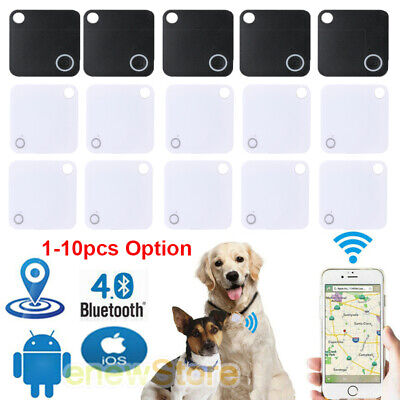 Lot Smart GPS Bluetooth Slim Tracker Key Phone Anything Finder Free Shipping