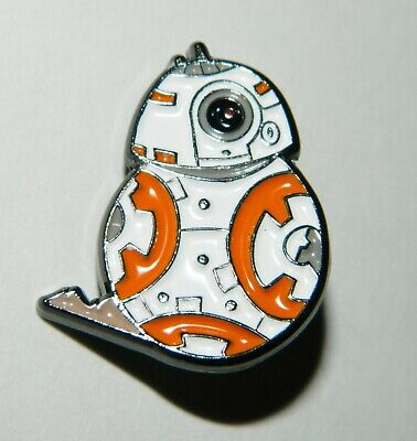 Star Wars Celebration Chicago 2019 BB-8 Exclusive Metal Enamel Pin NEW UNUSED