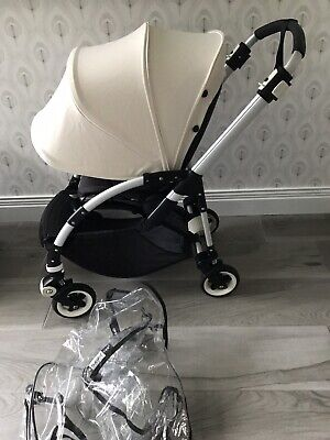 Bugaboo Bee 3 Pushchair Stroller With Extendable Hood