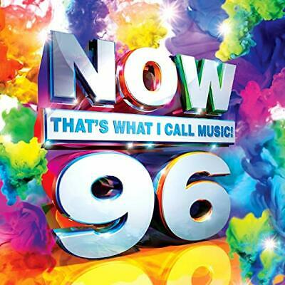 Now Thats What I Call Music 96 - New & Sealed - Uk Stock - Double Cd