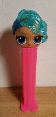 Pez LOL Surprise Girls ~ Spash Queen ~ New but Loose with Cover ~ New Release