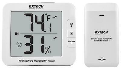 Multi-Channel Wireless Hygro-Thermometer - EXTECH INSTRUMENTS