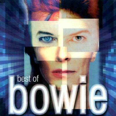 The Best of Bowie, David Bowie, Good Original recording reissued, Ori