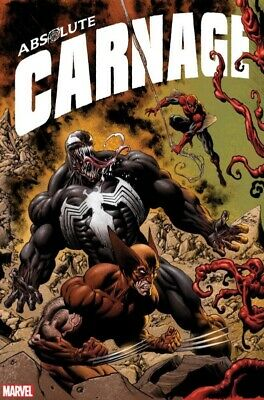 Absolute Carnage #3 Hotz Connecting Variant Ac Marvel Cates Stegman Venom 080719