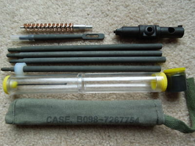 .30 M1 Garand Butt Stock Cleaning Kit COMPLETE WW2