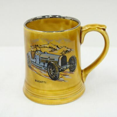 Moko Product By Wade England Veteran Cars Collectable Mug/Tankard Bugatti #405