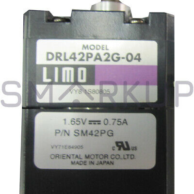 Used & Tested LIMO DRL42PA2G-04 Oriental Motor