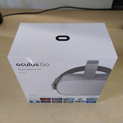 LIKE NEW Oculus Go 64GB Standalone VR Headset - Barely Used, Excellent Condition