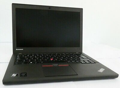 Notebook Lenovo Pc Portatile X250 Intel I5 2.3Ghz Ram 8Gb Ssd256Gb Umts Win 10