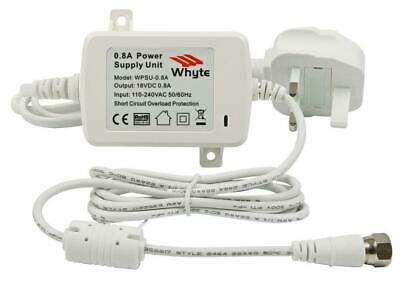 0.8A PSU for Whyte Satellite Equipment - WHYTE