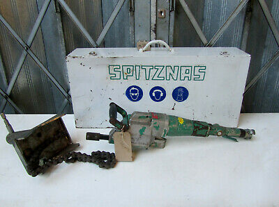 Spitznas Reciprocating Pneumatic Air Saw With Pipe Clamp  REF 7833