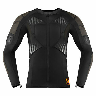 Icon Field Armor Mens Compression Shirt Black