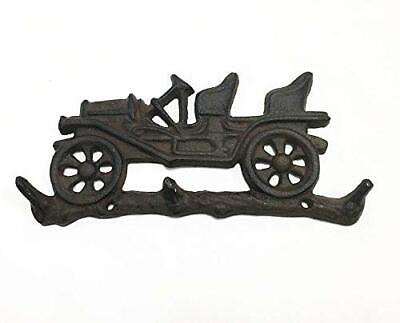 Cast Iron Vintage Car Key Hook