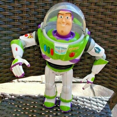 Disney Pixar Toy Story Buzz Lightyear 12inch Figure