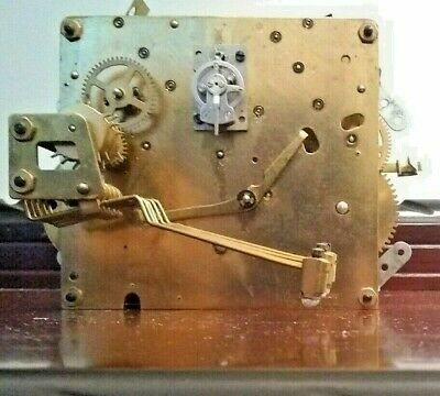 Quality German Westminster Chime Movement with Platform Escapement! G.W.O.