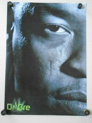"""DR. DRE  / Original Poster - #pp0066... / Exc. New cond. / 24 x 33 3/4"""""""