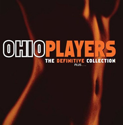 Ohio Players-Definitive Collection Plus (Uk) (Uk Import) Cd New