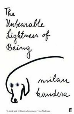NEW The Unbearable Lightness of Being By Milan Kundera Paperback Free Shipping