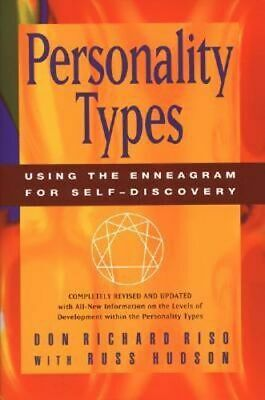 NEW Personality Types : Using the Enneagram for Self-Discovery By HUDSON RUSS