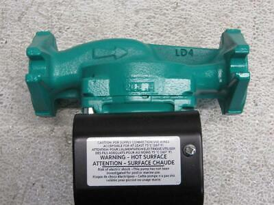 Wilo Star 3 Speed 115V 0.92A Circulating Pump 4105032