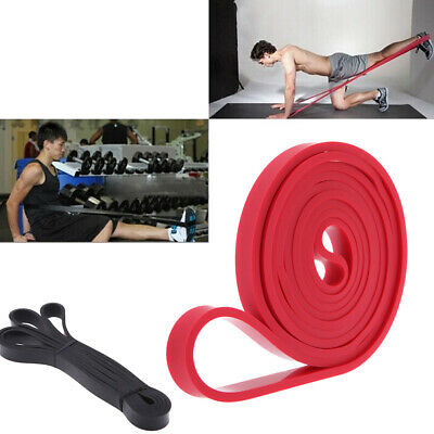 Resistance Bands Loop  Strength Loose Weight Training Fitness Exercise