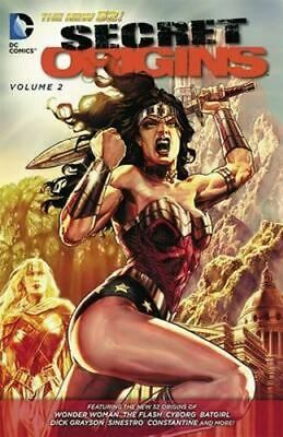NEW Secret Origins Vol. 2 By Various Paperback Free Shipping