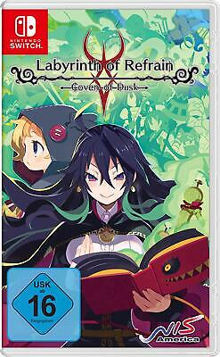 Labyrinth of Refrain - Coven of Dusk     Switch        !!!!! NEU+OVP !!!!!