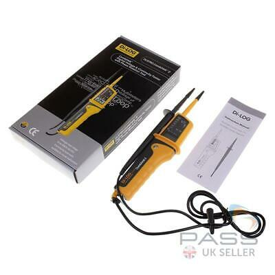 DiLog  DL6790 CombiVolt 2 Voltage Continuity Tester with Built-in Torch
