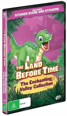 NEW The Land Before Time - The Enchanted Valley Collection DVD Free Shipping